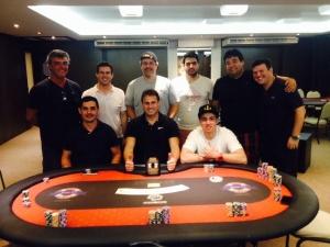 FT HR Poker Santos